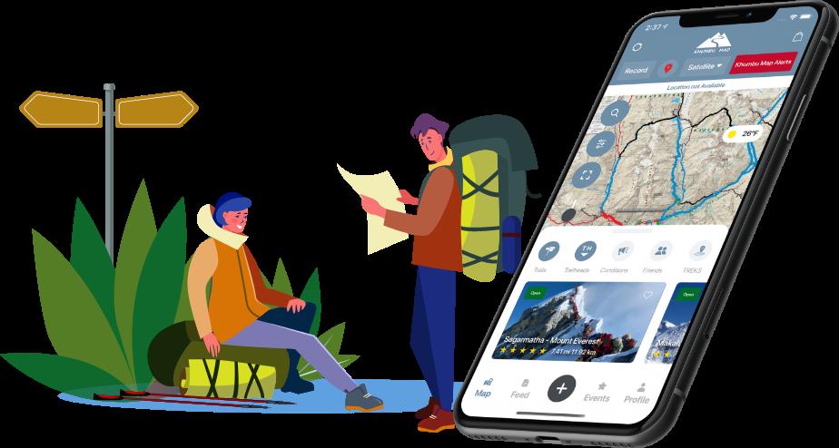 Khumbu Maps